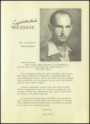 Page 13, 1949 Edition, Blue Ridge High School - Tiger Yearbook (Blue Ridge, TX) online yearbook collection