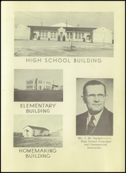 Page 17, 1949 Edition, Blue Ridge High School - Tiger Yearbook (Blue Ridge, TX) online yearbook collection