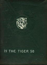 1950 Edition, Blue Ridge High School - Tiger Yearbook (Blue Ridge, TX)