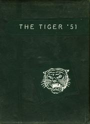 1951 Edition, Blue Ridge High School - Tiger Yearbook (Blue Ridge, TX)