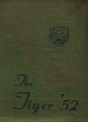 1952 Edition, Blue Ridge High School - Tiger Yearbook (Blue Ridge, TX)