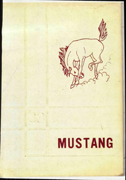 Page 1, 1963 Edition, Bovina High School - Mustang Yearbook (Bovina, TX) online yearbook collection