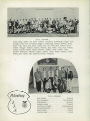 Page 16, 1958 Edition, Petersburg High School - Buffalo Yearbook (Petersburg, TX) online yearbook collection