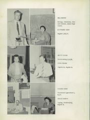 Page 6, 1958 Edition, Petersburg High School - Buffalo Yearbook (Petersburg, TX) online yearbook collection