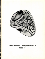 Page 5, 1964 Edition, Petersburg High School - Buffalo Yearbook (Petersburg, TX) online yearbook collection