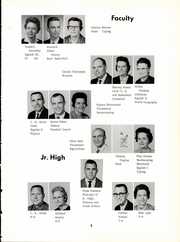 Page 9, 1964 Edition, Petersburg High School - Buffalo Yearbook (Petersburg, TX) online yearbook collection
