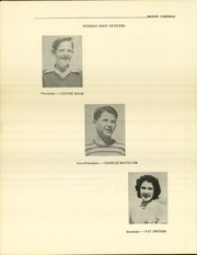 Page 12, 1949 Edition, McLean High School - Cardinal Yearbook (Fort Worth, TX) online yearbook collection