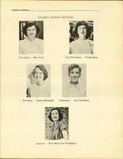 Page 13, 1949 Edition, McLean High School - Cardinal Yearbook (Fort Worth, TX) online yearbook collection