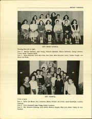 Page 14, 1949 Edition, McLean High School - Cardinal Yearbook (Fort Worth, TX) online yearbook collection