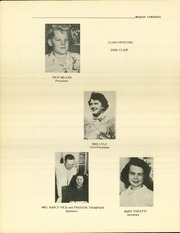 Page 16, 1949 Edition, McLean High School - Cardinal Yearbook (Fort Worth, TX) online yearbook collection
