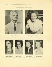 Page 5, 1949 Edition, McLean High School - Cardinal Yearbook (Fort Worth, TX) online yearbook collection
