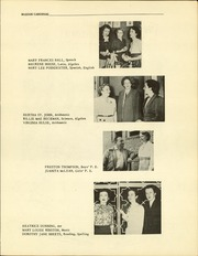 Page 9, 1949 Edition, McLean High School - Cardinal Yearbook (Fort Worth, TX) online yearbook collection
