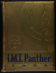 1954 Edition, I M Terrell High School - Panther Yearbook (Fort Worth, TX)