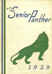 Page 1, 1959 Edition, I M Terrell High School - Panther Yearbook (Fort Worth, TX) online yearbook collection