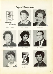Page 23, 1967 Edition, I M Terrell High School - Panther Yearbook (Fort Worth, TX) online yearbook collection
