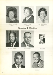 Page 24, 1967 Edition, I M Terrell High School - Panther Yearbook (Fort Worth, TX) online yearbook collection