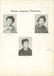 Page 25, 1967 Edition, I M Terrell High School - Panther Yearbook (Fort Worth, TX) online yearbook collection