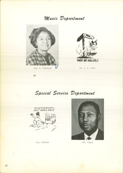 Page 28, 1967 Edition, I M Terrell High School - Panther Yearbook (Fort Worth, TX) online yearbook collection