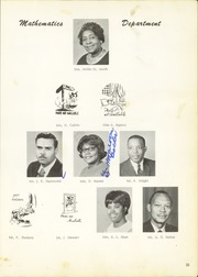 Page 29, 1967 Edition, I M Terrell High School - Panther Yearbook (Fort Worth, TX) online yearbook collection