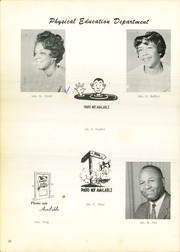 Page 30, 1967 Edition, I M Terrell High School - Panther Yearbook (Fort Worth, TX) online yearbook collection