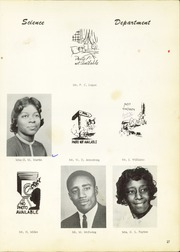 Page 31, 1967 Edition, I M Terrell High School - Panther Yearbook (Fort Worth, TX) online yearbook collection
