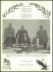 Page 10, 1959 Edition, ODonnell High School - Eagle Yearbook (ODonnell, TX) online yearbook collection