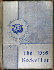 Page 1, 1956 Edition, Beckville High School - Beckvillian Yearbook (Beckville, TX) online yearbook collection