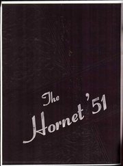 Page 1, 1951 Edition, Lorenzo High School - Hornet Yearbook (Lorenzo, TX) online yearbook collection
