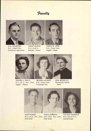 Page 17, 1951 Edition, Lorenzo High School - Hornet Yearbook (Lorenzo, TX) online yearbook collection