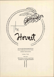 Page 9, 1951 Edition, Lorenzo High School - Hornet Yearbook (Lorenzo, TX) online yearbook collection