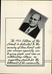 Page 11, 1954 Edition, Lorenzo High School - Hornet Yearbook (Lorenzo, TX) online yearbook collection