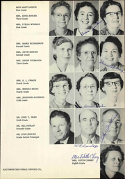 Page 17, 1954 Edition, Lorenzo High School - Hornet Yearbook (Lorenzo, TX) online yearbook collection