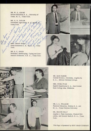 Page 14, 1956 Edition, Lorenzo High School - Hornet Yearbook (Lorenzo, TX) online yearbook collection