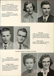 Page 17, 1956 Edition, Lorenzo High School - Hornet Yearbook (Lorenzo, TX) online yearbook collection