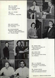Page 14, 1957 Edition, Lorenzo High School - Hornet Yearbook (Lorenzo, TX) online yearbook collection