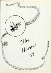Page 7, 1957 Edition, Lorenzo High School - Hornet Yearbook (Lorenzo, TX) online yearbook collection