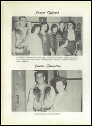 Page 16, 1955 Edition, Riesel High School - Chief Yearbook (Riesel, TX) online yearbook collection