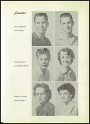 Page 17, 1955 Edition, Riesel High School - Chief Yearbook (Riesel, TX) online yearbook collection