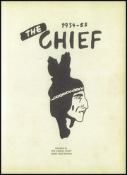 Page 5, 1955 Edition, Riesel High School - Chief Yearbook (Riesel, TX) online yearbook collection