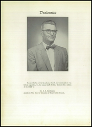 Page 6, 1955 Edition, Riesel High School - Chief Yearbook (Riesel, TX) online yearbook collection