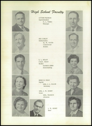 Page 8, 1955 Edition, Riesel High School - Chief Yearbook (Riesel, TX) online yearbook collection