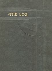 Page 1, 1940 Edition, Poth High School - Log Yearbook (Poth, TX) online yearbook collection