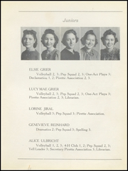Page 15, 1940 Edition, Poth High School - Log Yearbook (Poth, TX) online yearbook collection