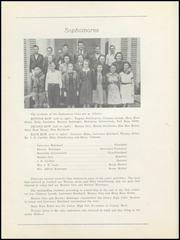 Page 16, 1940 Edition, Poth High School - Log Yearbook (Poth, TX) online yearbook collection