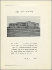 Page 6, 1940 Edition, Poth High School - Log Yearbook (Poth, TX) online yearbook collection
