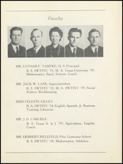 Page 8, 1940 Edition, Poth High School - Log Yearbook (Poth, TX) online yearbook collection