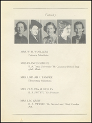 Page 9, 1940 Edition, Poth High School - Log Yearbook (Poth, TX) online yearbook collection