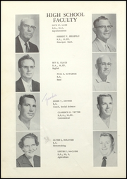 Page 10, 1956 Edition, Poth High School - Log Yearbook (Poth, TX) online yearbook collection