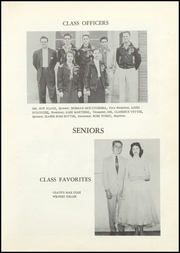 Page 13, 1956 Edition, Poth High School - Log Yearbook (Poth, TX) online yearbook collection
