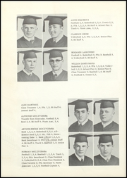 Page 16, 1956 Edition, Poth High School - Log Yearbook (Poth, TX) online yearbook collection
